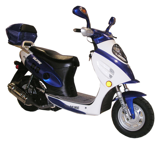Wfh150 Se Sport Scooter Euro Style